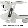 Height Adjustable Armrests