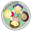 Meeting Point Playground Base Sign