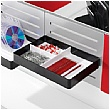 BN SQart Workstation 3 Way Internal Divider For Storage Frame