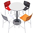 BN Easy Space Tall Circular Tables