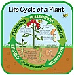 Life Cycle Of A Plant Sign