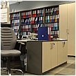 BN Easy Space Double Door Desk High Cupboards