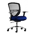 Armor Colours Mesh Task Chair - Honeymoon