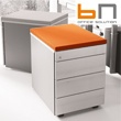 BN SQart Seat Pad For Mobile Pedestals