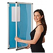 Colour Plus Tamperproof Noticeboards Single Door
