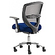 Armor Colours Mesh Task Chair Rear
