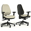 Gresham Platinum Plus Round High Back Office Chair