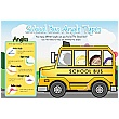 School Bus Angle Types Sign