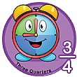 Three Quarters Fraction Sign