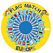 Flag Match Europe Sign