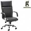 Gresham Harlequin High Back Leather Executive Chair
