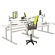 Gresham Rise Height Adjustable Office Desks