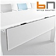 BN CX 3200 Rear Modesty Panels For Rectangular Desks