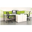 Gresham Bench² Back to Back Ergonomic Desks