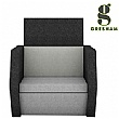 Gresham Take Up 2 Tier Low Armchair