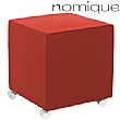 Nomique Chicago Square Mobile Stool