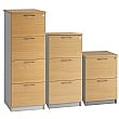 NEXT Day Flare Filing Cabinets - Beech