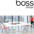 Boss Design Deploy Fixed Top Training Room Tables