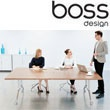 Boss Design Deploy Deluxe Rectangular Boardroom Tables