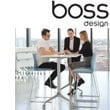 Boss Design Tall Flip Top Meeting Tables