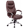 Genoa Top Leather Executive Office Chairs