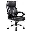 Modena High Back Leather Manager Chairs