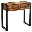 Accrington Reclaimed Wood Console Table