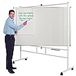 Write-On Revolving Whiteboards