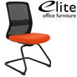 Elite Vida Mesh Back Cantilever Meeting Chair