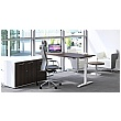 Sven HiRise² Electric Sit Stand Veneer Desks