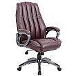 Luxor Bonded Leather Manager Chair