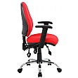 Fully Loaded Comfort Ergo Operator Chairs