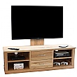 Cavalli Solid Oak Widescreen TV Cabinet