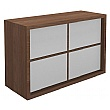 Gardena II Deco Combination 4 Door Cupboards