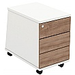 Parity Low Mobile Pedestal 3 Drawer