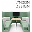 Lyndon Design Entente Single Seat Booth