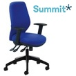 Summit Sculpt Fabric Task Chair