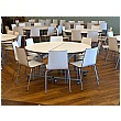 Vento Wooden Bistro Chairs