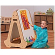 PlayScapes Double Sided 2in1 Easel