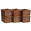 PlayScapes Set of 6 Large Baskets