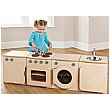 PlayScapes Toddler Kitchen Set of 4