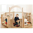 PlayScapes Toddler Play Panels Set of 8