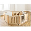 PlayScapes Toddler Enclosure 6 Panel Set