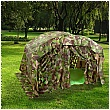 PlayScapes Folding Den With Camouflage Kit