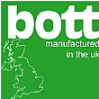 Bott Verso Hazardous Substance Storage Cupboards 1050W x 550D x 1000H