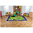 Back To Nature Mini Beasts Carpet