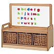 PlayScapes Low Static Magnetic Storage Unit