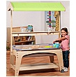 PlayScapes Sand & Water Station with Canopy