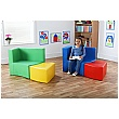 Transform Magnetic Linking Soft Seating Bright Col
