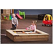 PlayScapes Wooden SandPit/Planter